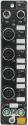 TBEN-S1 - 8 x M8 I/O daugiaprotokoliniai moduliai