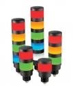 Vientisi signaliniai bokšteliai