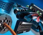 Kabelių įvadų ir kabelių laikymo sistemos